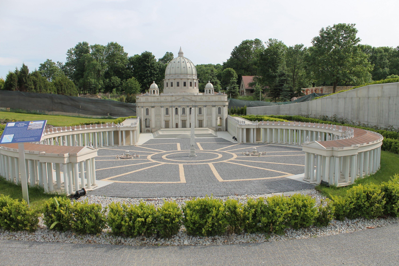 Bazylika i Plac Świętego Piotra w Rzymie