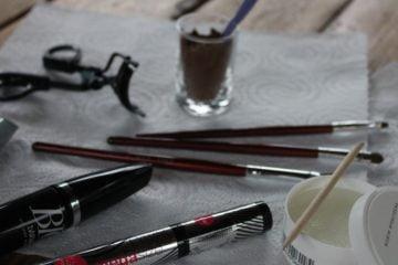 Henna rzęs i brwi idealna na upalne dni