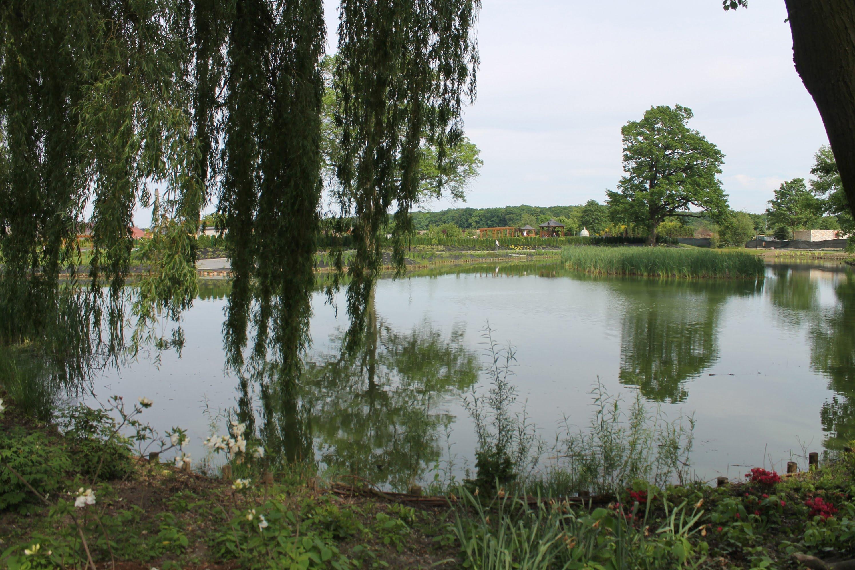 Jezioro w Parku Miniatur