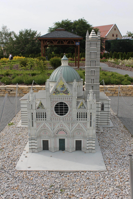 Katedra Matki Bożej w Sienie