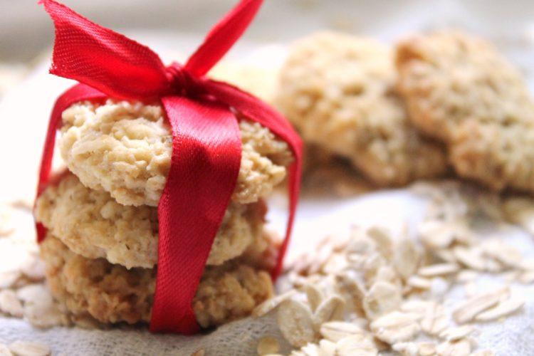 Płatki owsiane + kokos? Idealne ciasteczka!