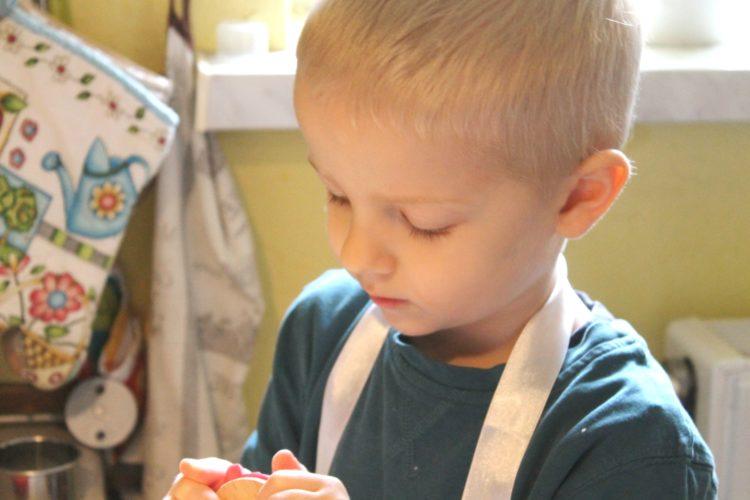 #OgarnijŚwięta: Co maluszek może zjeść ze świątecznego stołu?