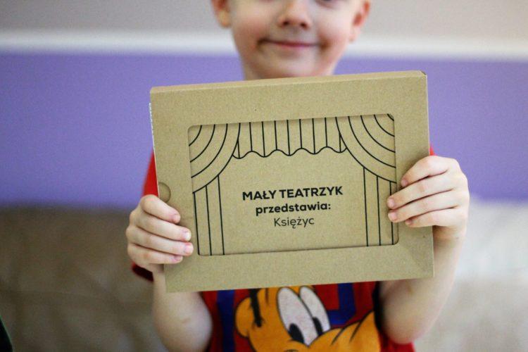 Mały Teatrzyk – kreatywna zabawa dla dzieci i rodziców